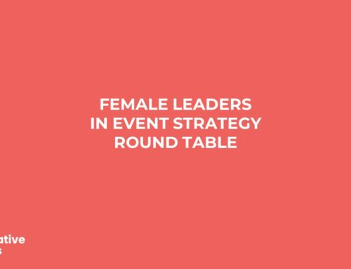 Female leaders in event strategy round table